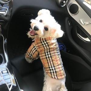 Filhote de cachorro Designer Dog Pet Cat Hoodies Moda Adorável Teddy Cão Schnauzer Vestuário Moda Pet Outwear Dog Confecções up13