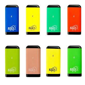Ezzy AIR Einweg-Pod Gerät 500mAh Batterie Vape Stock-Feder-System 500 Puffs Prefilled 2,7 ml Auto Draw E Cig Kit