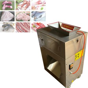2020 Multifunctional Stainless Steel Diced Chicken Cube Cutting Machine Meat Slicer  Automatic  Beef Cube Dicer