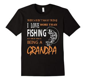Fishinger Buddy Shirt - Fishinger дедушка тенниска O-образный вырез Повседневная мода высокого качества Футболка для печати