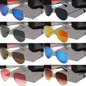 3025 Sperren Ban New Men Ray Sonnenbrille Aviator Vintage-Pilot Marke Sun-Glas-Band polarisierte UV400 Frauen Ben Sonnenbrille Wayfarer 2019 2 5FAi #