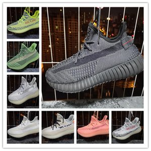2020 Kanye West 350 Sneaker Eva-boosts Zebra Triple White V2 Clay True Form Hyperspace Sneakers 350 xu998866