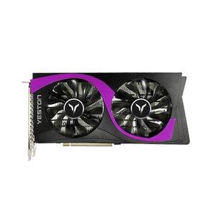 Yeston GTX1660 Super-6G D6 Go Carte graphique 1530-1785MHz / 14GHz 6GB / 192Bit / GDDR6 jeux de bureau Image Vidéo