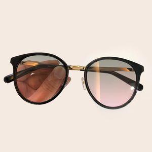2020 high quality colorful women sunglasses luxury sunglasses women 2019 retro round sun glass for women with box