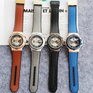 guardare Big Bang orologio! Top di sport orologi da uomo di alta qualità del marchio di lusso del cronometro per il multi-funzione di orologio montre homme maschile