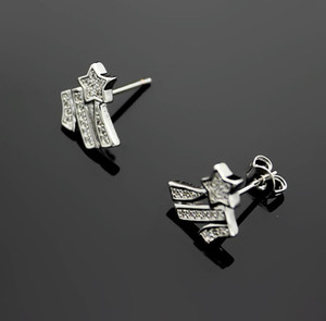 Meteor earring with drill, comet full drill Earring