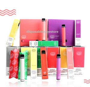 PUFF Bars Plus-Einweg vape 800 + Puff Cartridge 550mAh Akku 3,2 ml Pre-Filled Vape Pods Stock-Art-vape Zigaretten Tragbare Vaporizer
