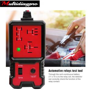 최신 12V 전자 자동차 릴레이 테스터 자동 차 진단 배터리 검사기 도구