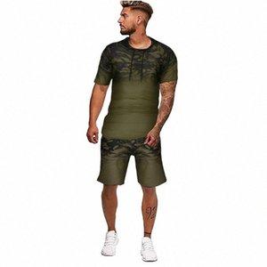 2 шт / комплект Tracksuit Gym Fitness Badminton Спортивный костюм Одежда для мужчин Бег Бег Спортивная одежда Упражнение тренировки Установить Спортивная # 4 9CEk #
