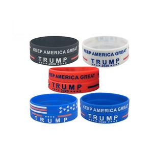 Donald Trump 2020 Silikon Bileklik Keep Amerika Büyük Bileklik ABD Genel Seçim Bileklik Biden Silikon Bileklik Çocuk Takı CCA12330