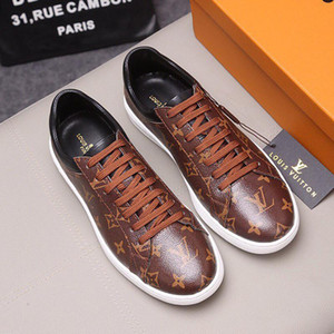 Luxembourg Sneaker Men &#039 ;S Shoes New Arrival High Quality Luxury Shoes Fashion Sneakers Flats Platforms Casual Lace -Up Sports Men Shoe