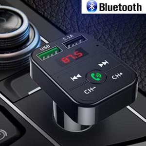 سيارة مشغل MP3 يدوي بلوتوث اللاسلكية كيت وزير الخارجية الارسال المغير LCD مشغل موسيقى لشاحن سيارة USB بالجملة
