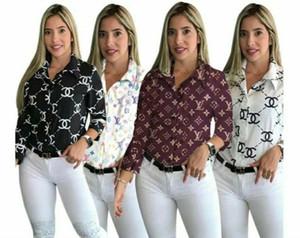 женская майка с длинным рукавом куртки сексуальных рубашек способа удобной дышащих футболками бренд рубашка печатного тройником вершиной очень жарко 2716