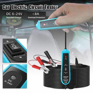 12V 24V Battery Power Probe Auto Circuit Tester Electrical System Powerscan Test Automotive Tools Wholesale Quick Delivery JOtt#