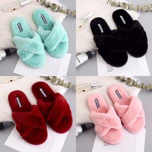 2020 Shoes Vintage Women Shoes Espadrilles Luxury Golden Sandale Sandals Slipper Luxe Triple Gem Ribbon Size35-41#408