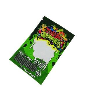 Ambalaj Çanta Edibles Ayılar Dank Sakızlı Küpleri Worms gummies Toptan Çanta Dank 2020 Packagingbag 500mg 011 Edibles Çanta Gönderen yIdre zlshop07