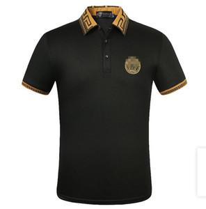 Mens Designers gû ccì Shirt Summer Tops Casual T Shirts for Men Short Sleeve Shirt Brands Clothing Letter Pattern Tees