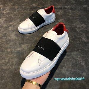 1Best Womens Elastik Band Platformu Casual Lüks Rahat Deri Espadrilles Erkek Loafers Yetişkin Nefes Ayakkabı T03 tasarımcıları