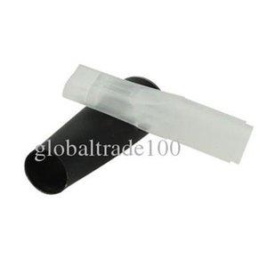 화이트 20PCS / 많은 고품질 CIG 전자 담배 전자에 대한 EGO-T 분무기 Clearomizer 플랫 커버 테스트 드립 팁