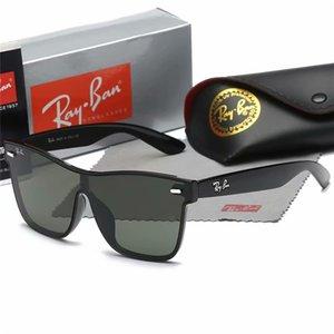 Ray Ban RayBan Aviator Fashion 4440 Men and Women Sunglasses UV Protection Sport Vintage Sun glasses Retro Eyewear