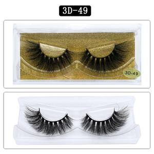 Lungo e denso sferza di estensione dei capelli visone ciglia Big 3D 25 stili a più strati di 15 millimetri di visone ciglia occhi luminosi falso scatola del ciglio dei cigli