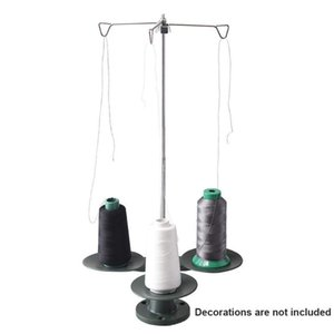 Sewing Notions & Tools Rack Machine Quilting Organizer Embroidery Line 3 Spool Thread Holder Detachable Home Stand DIY Accessories