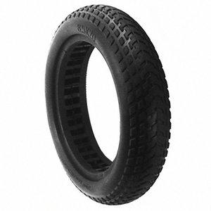 AUTO -Damping Vespa hueco neumático sólido Para Mijia M365 monopatín Scooter neumáticos 8.5 pulgadas neumático de la rueda no neumático de goma Boud #