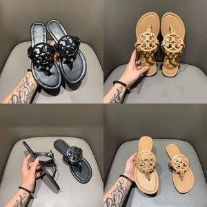 FeiYiTu Fashion Summer Cork Slippers Sandals 2020 NewCasual Beach Double Buckle Printed Slip On Slides Shoe Flat Plus Siz C01#544