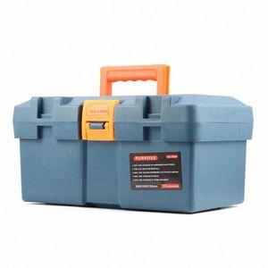 Multi-Function tool box Home Vehicle Maintenance Hand-Held Art Hardware Repair Tool Box Case storage hand packaging E5M1 uFhB#