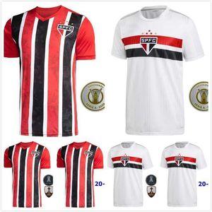 2020 ANI ALVES 10 Sao Paulo weghemden DRITTE BUE Fußball Jerseys nach Hause CRISTIANE 11 PABLO LIZIERO 31 20 21 Trikot Sao Paulo Futebol Clube