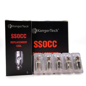 Kanger SSOCC Coil 0.15ohm 0.5ohm Replacement Coils Head for Kangertech Subtank Toptank Mini Protank 4 Subvod Sub Ohm Tank