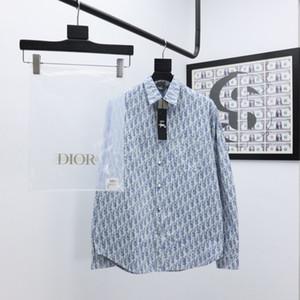 2020 Italia ultima in misto cotone di alta qualità della California Sky top roma firma lunga moda comoda maglietta selvaggia di base Primavera estate