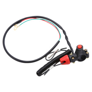 1Pc Universal 22Mm Motorcycle Emergency Cut-Off Switch For Scrambling Motorcycle Atv