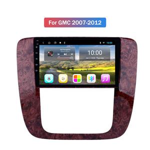 GMC 2007 년 2008 년 2009 년 2010년에서 2012년까지 안드로이드 (10) 멀티미디어 CAR DVD 플레이어 GPS 네비게이션 오디오 스테레오 헤드 단위