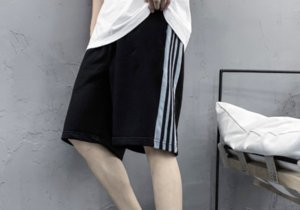 Mens Summer Shorts Pants 2020 New Fashion Casual Clover High Quality Sweatpants 2