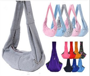 Dog Carrier Bag Travel Pet bag Shoulder Bags Dog kennel For Small Dogs Cozy Soft Puppy Backpack Sling Bags Pet Dog accessories DHL HH9-2148