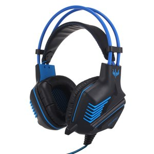 OVLENG P10 Stereo Gaming Headset for PS4 PC Laptop Noise Cancelling Over Ear Headphones with Mic Bass Surround Soft Earmuffs for Games
