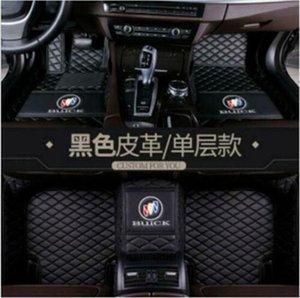 Pour Buick Velite 5 2017 luxe sur mesure tapis de voiture imperméable imperméable antidérapante Tapis de sol Tapis non toxiques et inodores 4 portes