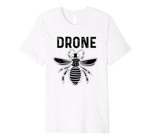 2020 Moda Yaz Drone Erkek Arı Tişört Arıcılık Gömlek T Shirt