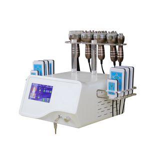 cavitation rf fat removal machine lipo laser slimming machine ultrasonic vacuum cavitation body shape RF skin tightening beauty equipment