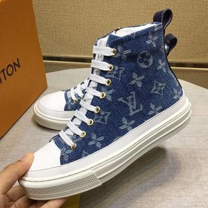 Womens Shoes Boots High Top Sneakers Casual Luxury Stellar Sneaker Boot Zapatos De Mujer Womens Shoes Casual Breathable Chaussures De Femme