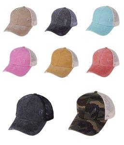 Boné de beisebol New Fashion respirável Boné Cosplay Coser 2020 Hat Verão malha Net Tampão Homens Grey Black # 643