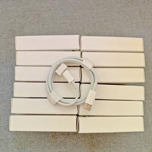 100pcs 7 Generationen Original-OEM-Qualität 1m / 3ft 2m / 6ft USB-Daten-Synchronisierungs-Ladegerät Telefon-Kabel mit Kleinkasten