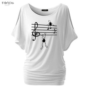 Fashion Ladies Music Character T Shirt Tops Womens O Neck Short Sleeved T Shirt Casual Shirt 2020 New Girl Camisetas