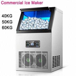 Hot Ice Making Machine commerciale Ice Cube Maker automatico, della famiglia Cube fa macchina per bar, caffetteria, sala latte g4x4 #