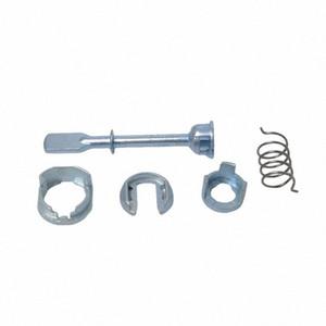 Reparação 5pcs / Set Car Door Lock Cylinder Kit direita e para a esquerda VW Polo Maçaneta Controle 6K4837223A 20Dev13 pxQ2 #