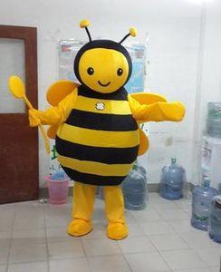 Costume Mascot Hornet Bee traje da mascote Wasp Bee traje da mascote frete grátis