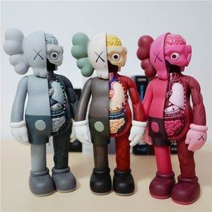 HOT 16inches 38CM 1KG Originalfake KAWS Companion Original Box KAWS Action Figure decorações modelo brinquedos de presente