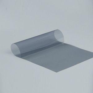 Parabrisas 2mil catódica Solar Tint película adhesiva auto del coche de la etiqueta engomada 59.84x393.7 65% VLT 99% Rechazo UV gris Tinte de Cine SGc3 #