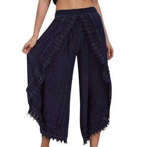 FLOWER SKY Straight Large Size Casual Solid Wide Leg Trousers Streetwear Suit Hot Selling Chic Loose High Quality Pants